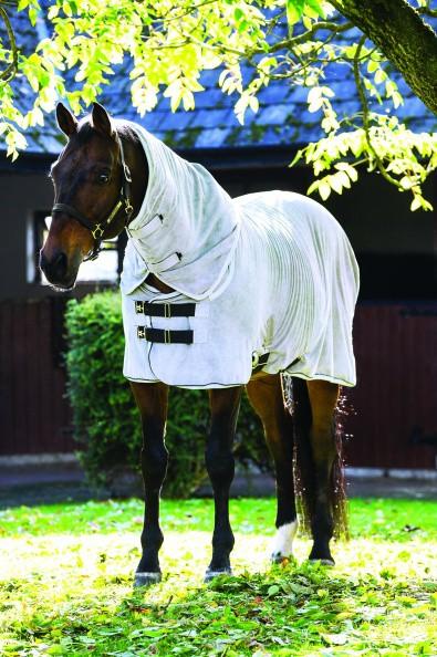 Horseware Svett, Fleece & Sommartäcke