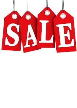 Utförsäljning/ Sale