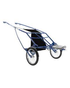Finn Tack Ergoncart T6 med hjul
