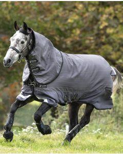 Amigo Bravo 12 Reflectech Plus Lite/100G från Horseware - Grey/Reflective and Black