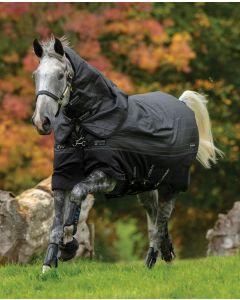 Amigo Bravo 12 Reflectech Plus Medium/ 250 G från Horseware - Black/Reflective and Black