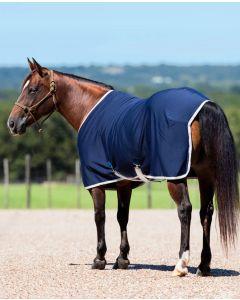 Amigo Jersey Cooler Pony - Atlantic Blue