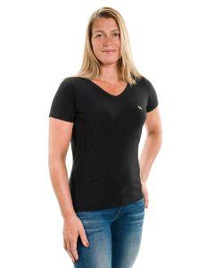 T-Shirt V-ringad från Back on Track